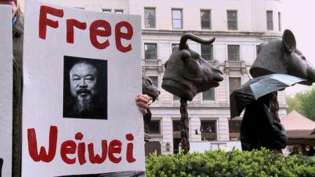 Ai Weiwei in