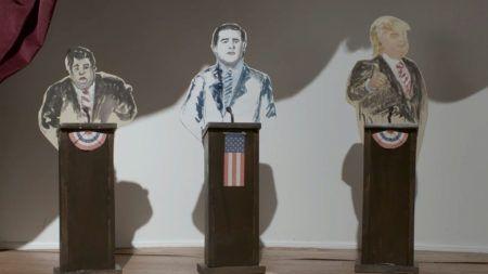 Politics & Paper Dolls