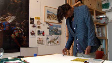 Yinka Shonibare CBE (RA) in