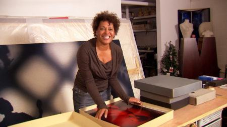 Carrie Mae Weems in