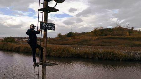Bryan Zanisnik Goes to the Meadowlands