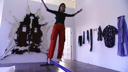 Janine Antoni in