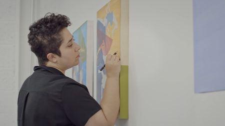 Maryam Hoseini's Every Day Abstractions